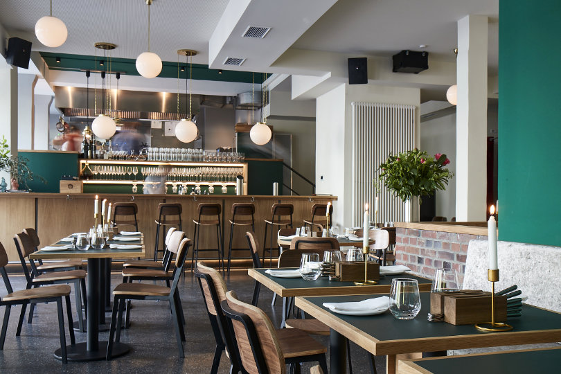Restaurant Klinker, Hamburg