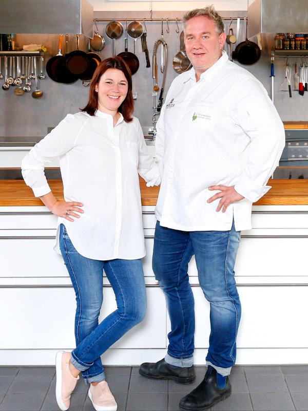 Stefanie und Markus Jabs